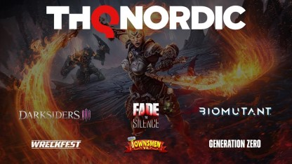 THQ Nordic. gamescom 2018 Trailer