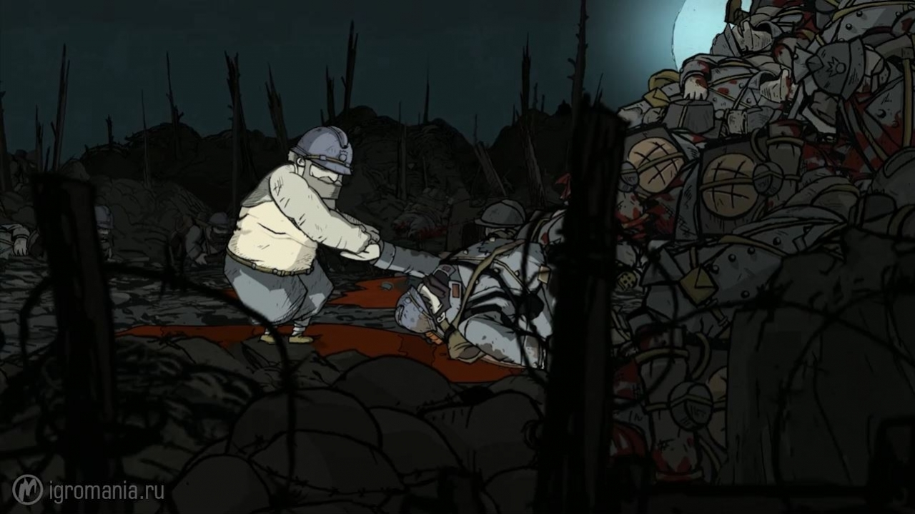 Блиц-обзор - Valiant Hearts: The Great War