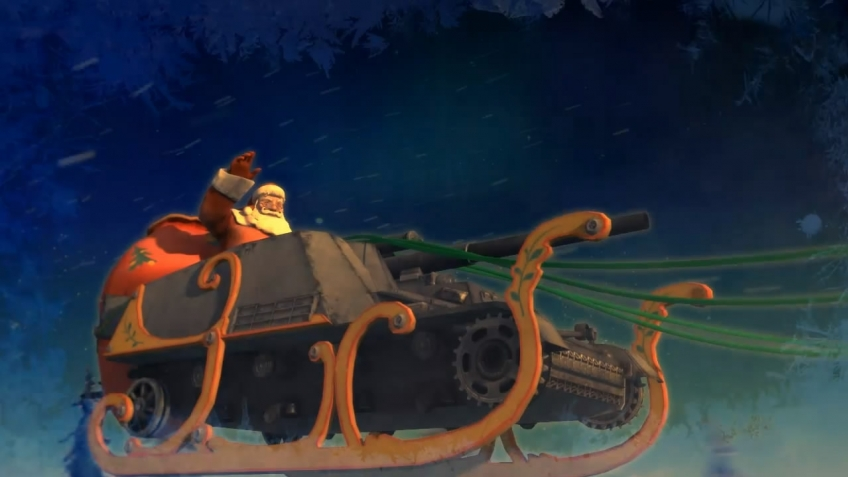 World of Tanks - Christmas Trailer