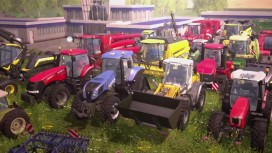 Farming Simulator 15 - A Day on the Farm Trailer