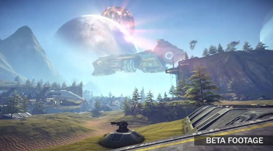 Tribes: Ascend - Beta Gameplay Trailer