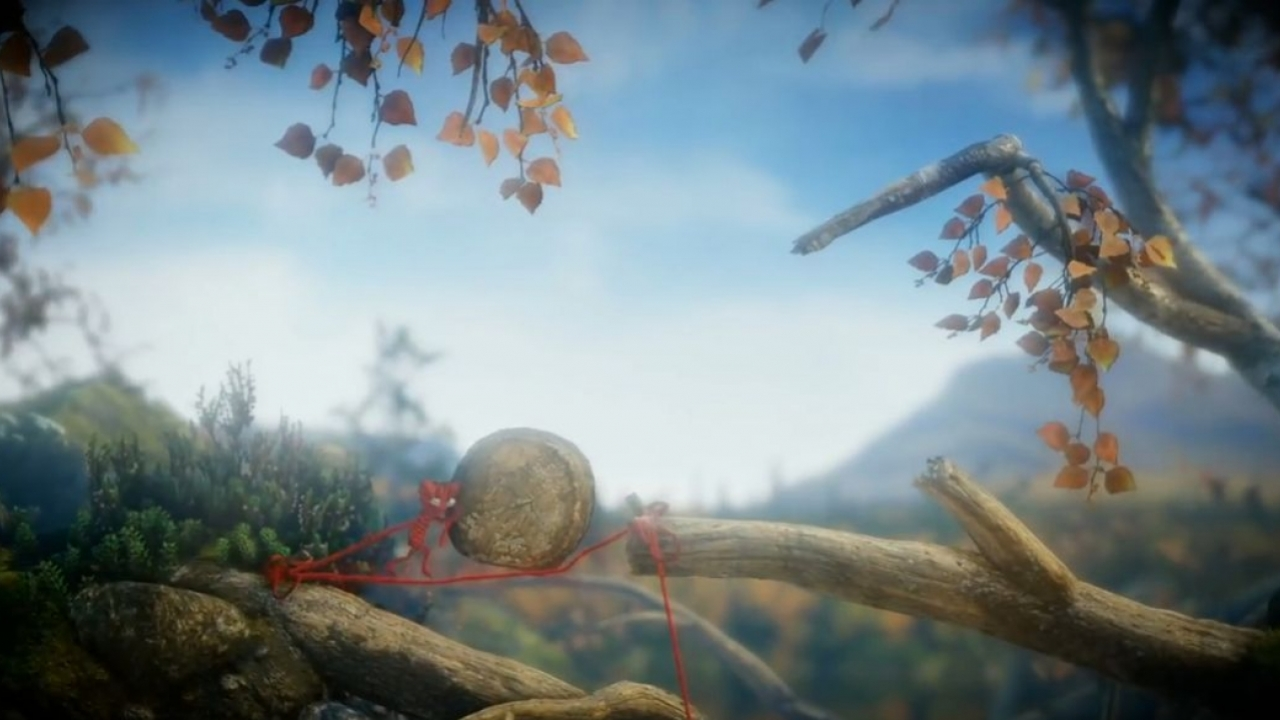 Unravel - Solving Puzzles with Yarn