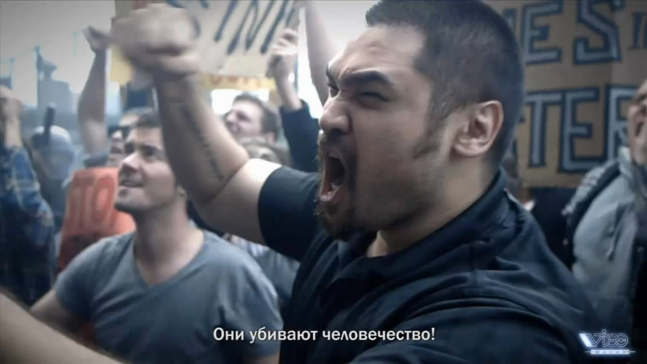 Deus Ex: Human Revolution - Purity First Propaganda Trailer (русская версия)