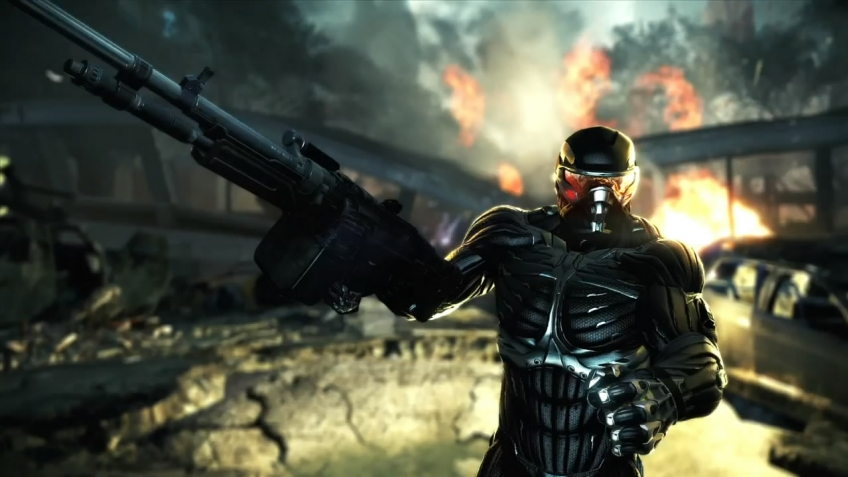 Crysis 2 - Be Strong Trailer