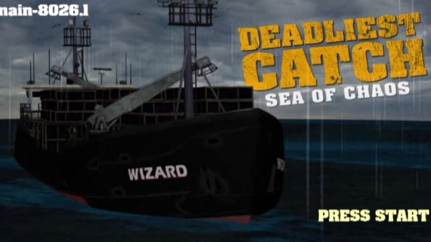 Deadliest Catch: Sea of Chaos - Video Dev Diary