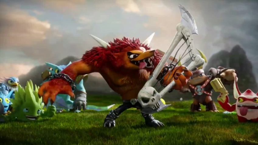 Skylanders: Trap Team - Trailer