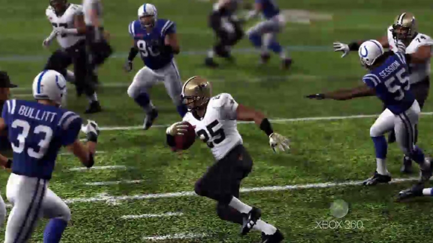 Madden NFL 10 - Super Bowl Trailer