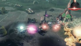 Command and Conquer 4: Tiberian Twilight - Single Player Dev Diary