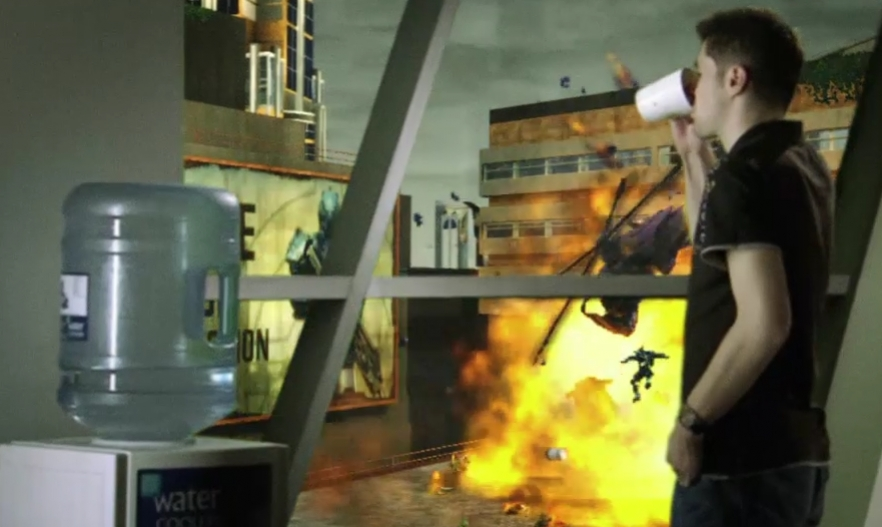 Crackdown2 - Nothing is Sacred Trailer