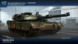 Elements of War - Abrams M1A2 Trailer