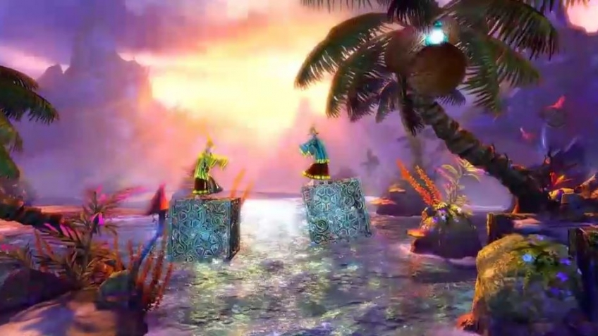 Trine 2 - Unlimited Mode Trailer