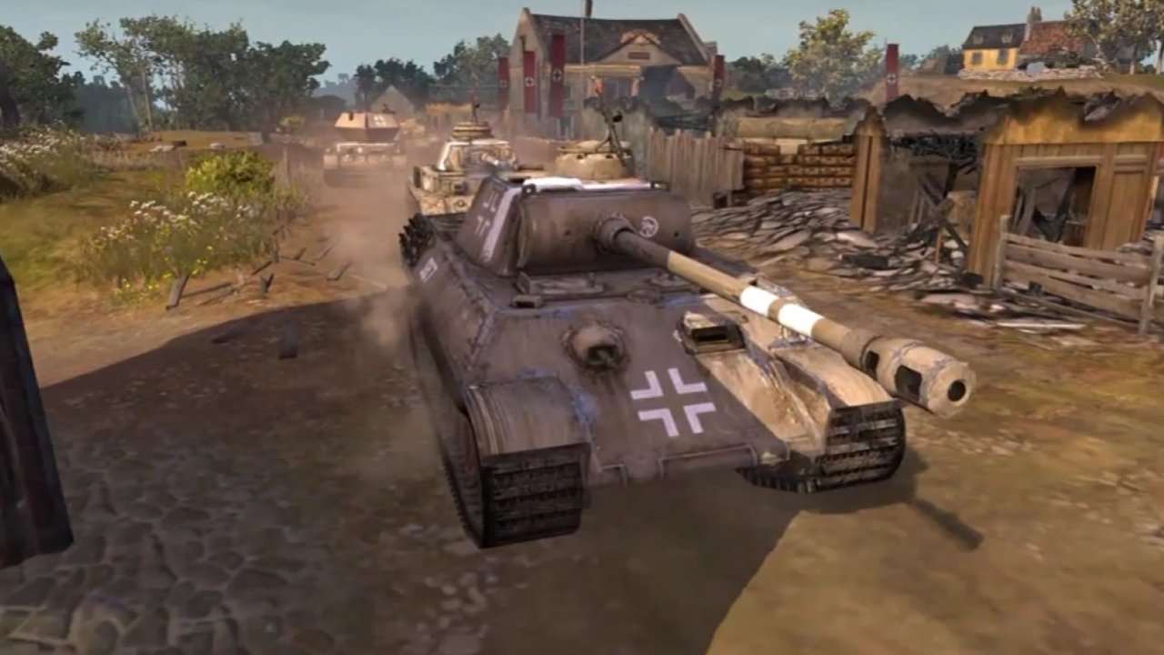 Company of Heroes 2 - More Than Tanks Trailer