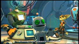 Ratchet & Clank: All 4 One - Singleplayer Trailer (с русскими субтитрами)