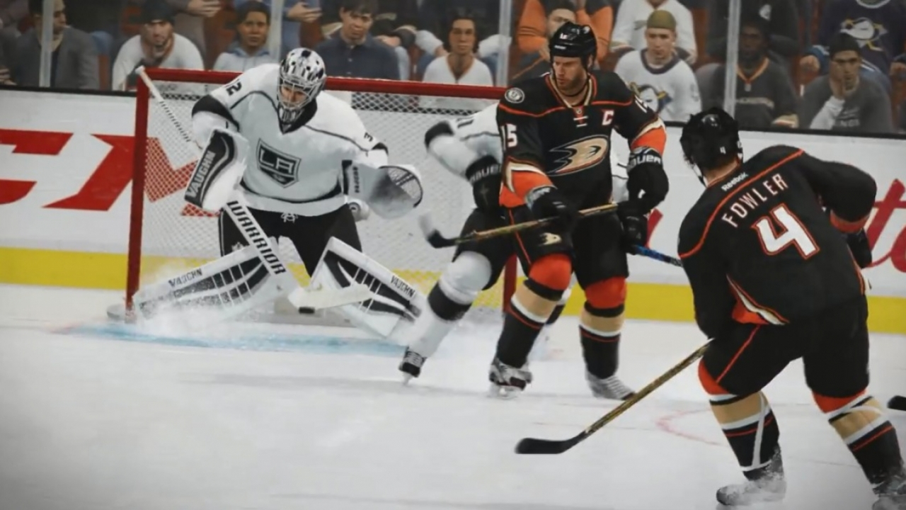 NHL17 - Control The Ice Trailer