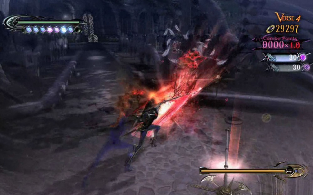 Bayonetta - Witch Time Gameplay Trailer