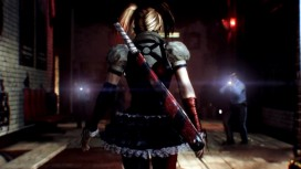 Batman: Arkham Knight - Harley Quinn Trailer