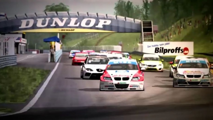Race 07 STCC The Game2 - Expansion Trailer