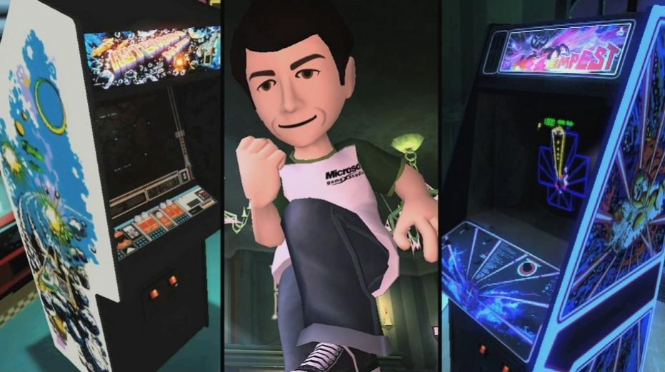 Game Room - CES 2010 Trailer