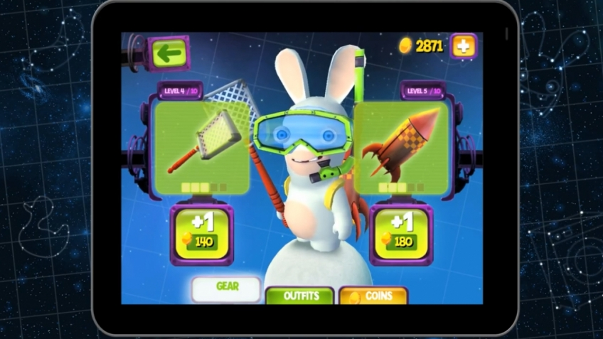 Rabbids Big Bang - Launch Trailer