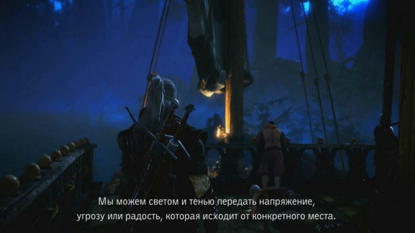 The Witcher 2: Assassins of Kings - The Engine Video Dev Diary (русская версия)
