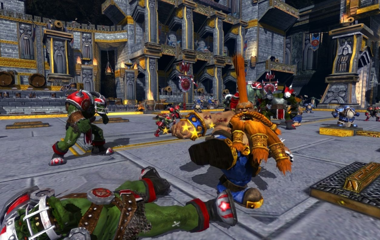 Blood Bowl - Character Trailer