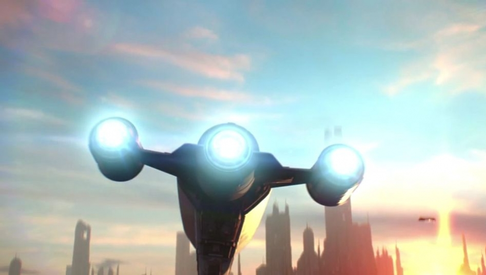 Star Wars 1313 - Gamescom 2012 Trailer