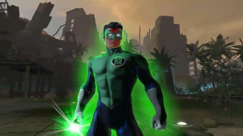 DC Universe Online - GamesCom 2011 Trailer