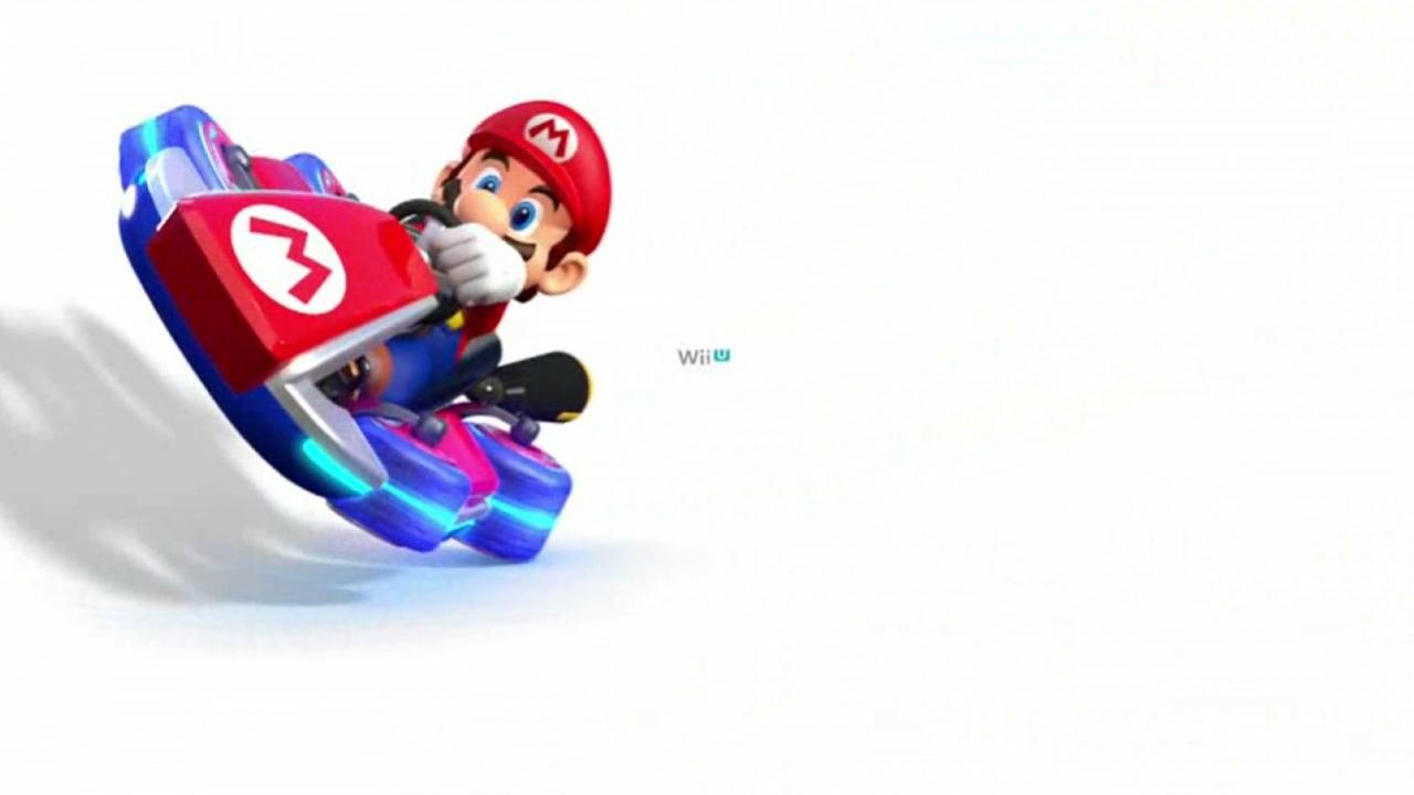 Mario Kart8 - Trailer