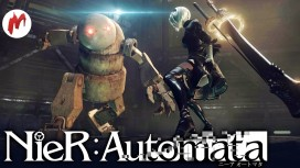 NieR: Automata - Это те дроиды. Запись стрима «Игромании»