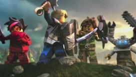 LEGO Universe - CES 2010 Trailer (русская версия)