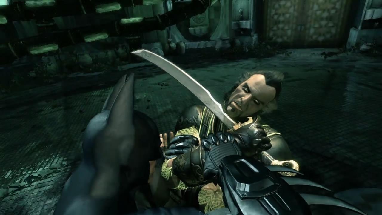 Batman: Arkham City - Видеорецензия