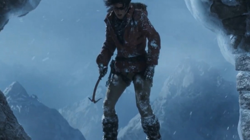 Rise of the Tomb Raider - E3 Preview Trailer