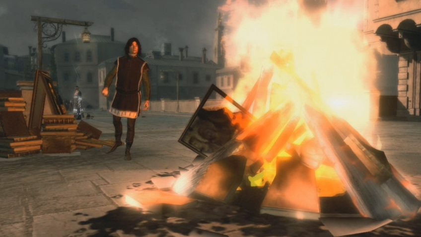 Assassin's Creed 2: The Bonfires of the Vanities - DLC Trailer