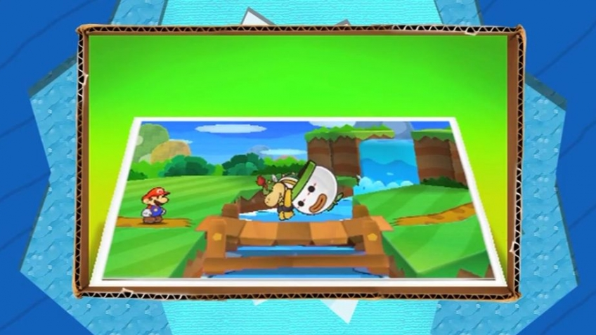 Paper Mario: Sticker Star - Trailer