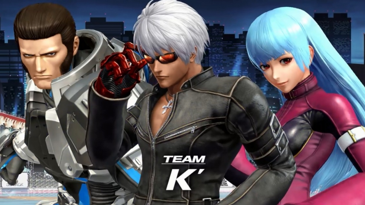 The King of Fighters14 - Gameplay Trailer