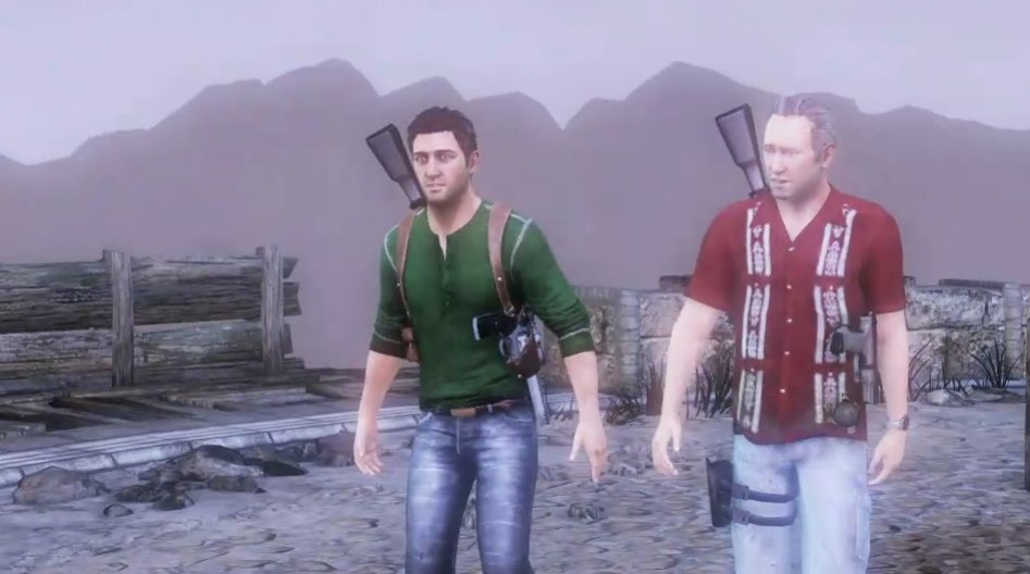 Uncharted 3: Drake's Deception - Syria Co-Op Gameplay Trailer