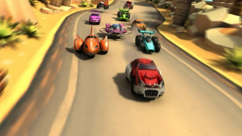 TNT Racers - Trailer
