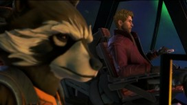 Marvel's Guardians of the Galaxy: The Telltale Series. Трейлер второго эпизода
