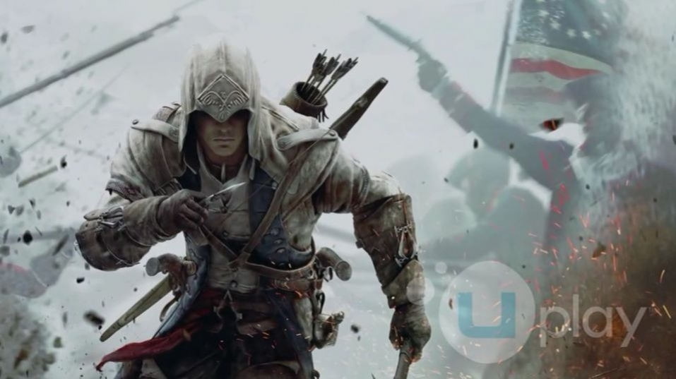 Assassin's Creed 3 - Exclusive Uplay Rewards Trailer