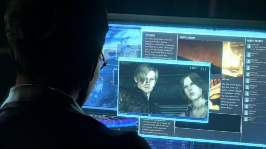 Resident Evil6 - Leon Gameplay Part1 Trailer