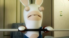 Raving Rabbids - Building Strength Trailer