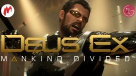 Deus Ex: Mankind Divided - Марафон. Часть2. Офисный червь