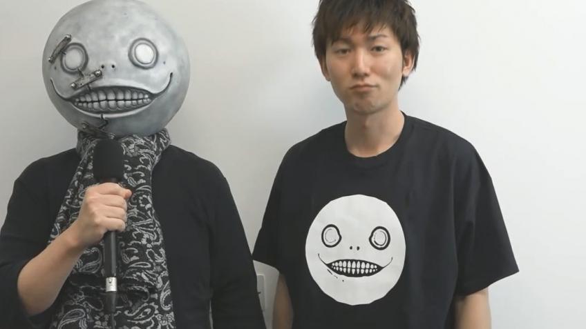 NieR: Automata – A special message from YOKO TARO Video