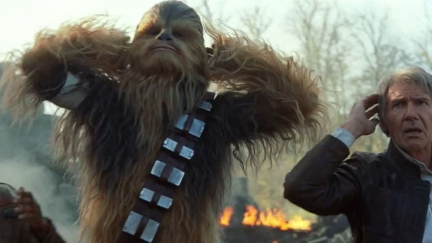 Star Wars: The Force Awakens - Trailer