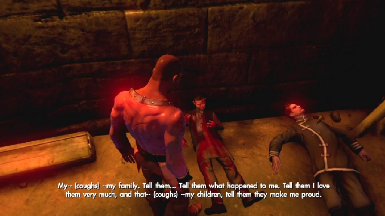 Dreamfall Chapters - Gameplay Video