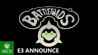Battletoads. Тизер с E3 2018