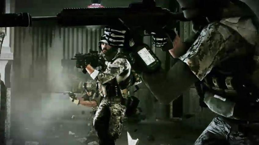 Battlefield 3: Close Quarters - Donya Fortress Gameplay Trailer