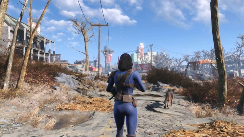 Fallout 4 - Launch Trailer