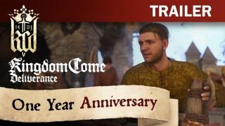 Kingdom Come: Deliverance. Годовщина игры