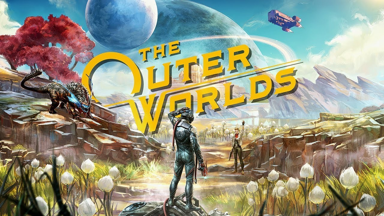 The Outer Worlds. Трейлер с E3 2019